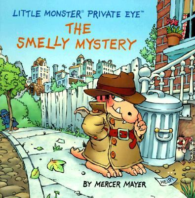 Smelly Mystery - Mercer Mayer - Paperback