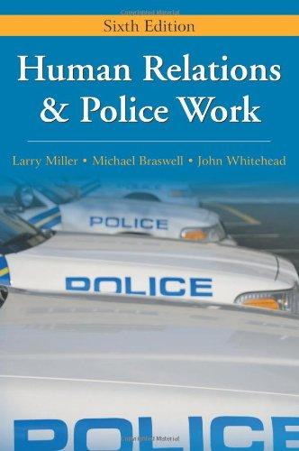 Human Relations & Police Work