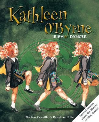 Kathleen O'Byrne, Irish Dancer