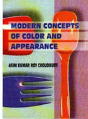 Modern Concepts of Color and Appearance