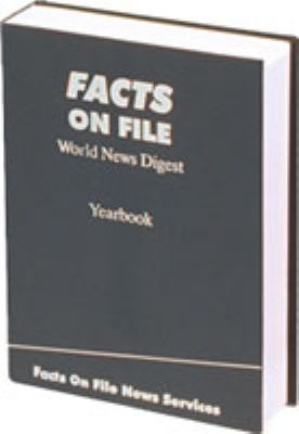 Facts on File World News Digest Yearbook 2006 The Indexed Record of World Events
