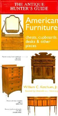 American Furniture Chests, Cupboards, Desks & Other Pieces
