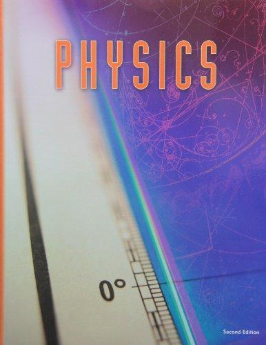 Physics for Christian Schools BJU