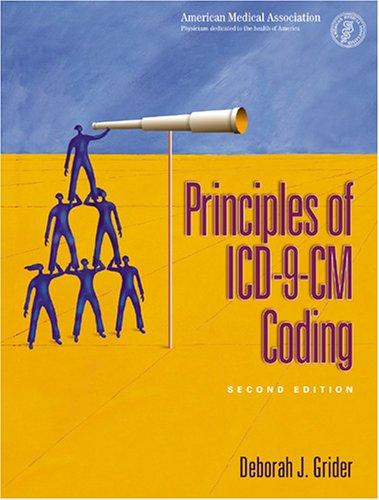 Principles of ICD-9-CM Coding, Second Edition
