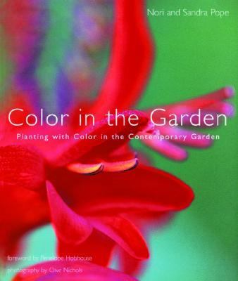 Color in the Garden Planting With Color in the Contemporary Garden