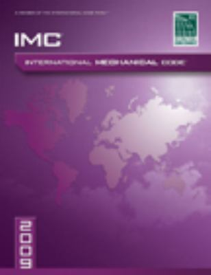 2009 International Mechanical Code: Softcover Version