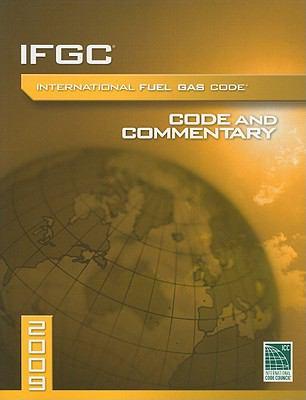 International Fuel Gas Code Commentary 2009