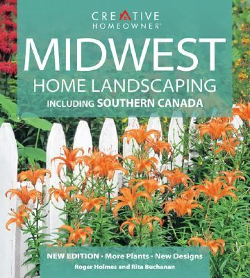 Midwest Home Landscaping Including Southern Canada