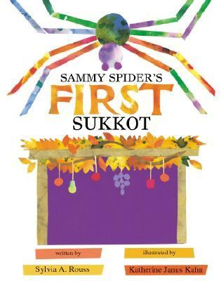 Sammy Spider's First Sukkot