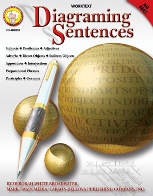 Diagramming Sentences - Mark Twain - Paperback