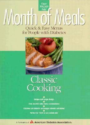 Month of Meals Classic Cooking
