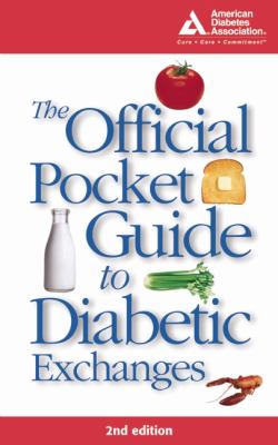 Official Pocket Guide to Diabetic Exchanges