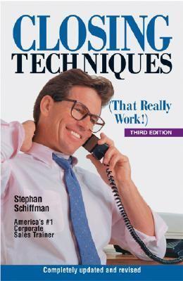 Closing Techniques (That Really Work!) - Schiffman, Stephan pdf epub