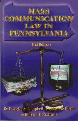 Mass Communication Law In Pennsylvania