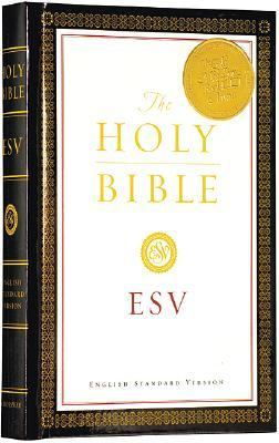 Holy Bible, English Standard Version Classic Reference-Black Letter