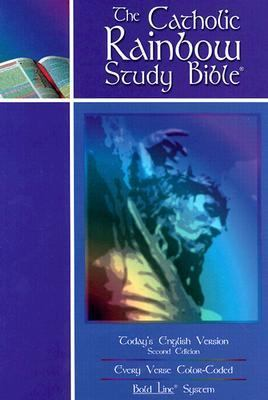 Catholic Rainbow Study Bible Today's English Version Indexed