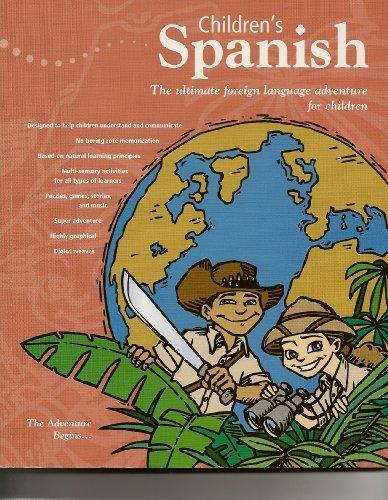 Children's Spanish: Parent's Guide (Power-Glide Foreign Language Courses)
