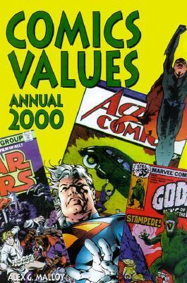 Comics Values Annual 2000 The Comic Books Price Guide