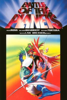 Battle of the Planets Trial by Fire Digest