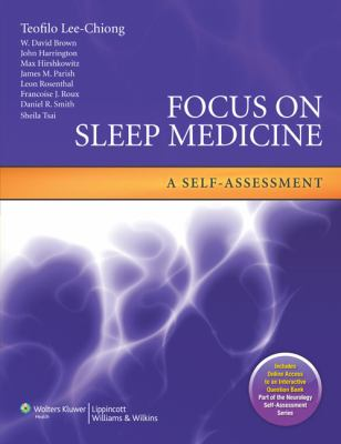Focus on Sleep Medicine: A Self-Assessment