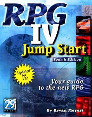Rpg IV Jump Start Your Guide to the New Rpg