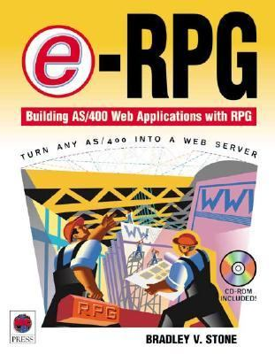 E-Rpg Building As/400 Web Applications With Rpg