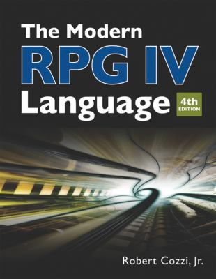 Modern RPG IV Language
