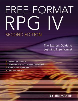 Programming in Free-Format RPG IV