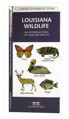 Louisiana Wildlife: An Introduction to Familiar Species