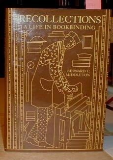 Recollections: A Life in Bookbinding