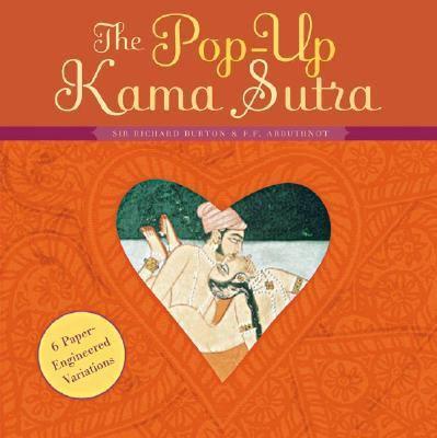 Pop-Up Kama Sutra Six Paper-Engineered Variations