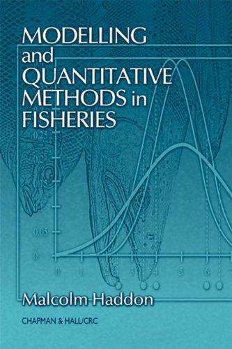 Modelling and Quantitative Methods in Fisheries