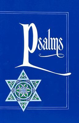 Large Print Psalms - American Bible Society - Paperback