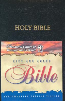 Cev Gift and Award Bible: Contemporary English Version