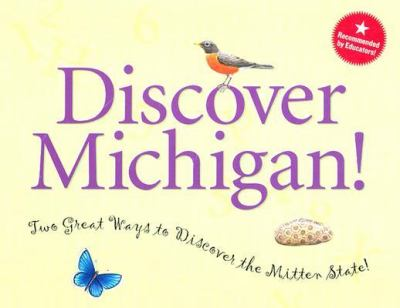 Discover Michigan M Is for Mitten & the Michigan Counting Book