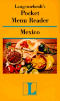 Pocket Menu Reader Mexico