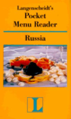 Pocket Menu Reader Russia
