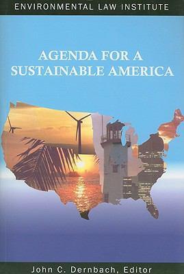 Agenda for a Sustainable America - Dernbach, John pdf epub