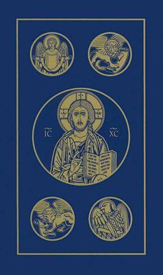 New Testament And Psalms Revised Standard Version - Blue - Second Catholic Church