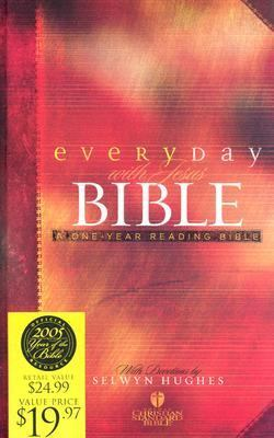Holman Christian Standard Everyday With Jesus Bible