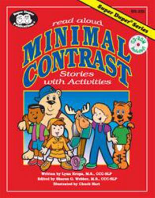 Minimal Contrast : Read Aloud Stories with Activities