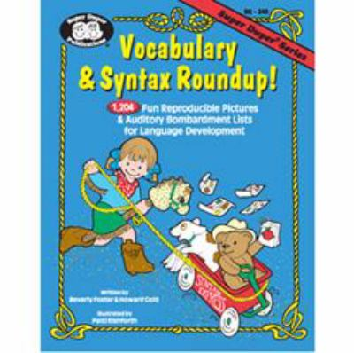 Vocabulary and Syntax Roundup!