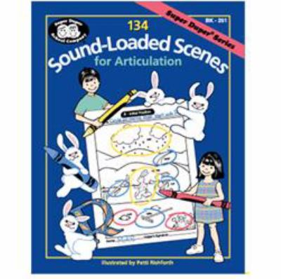 134 Sound-Loaded Scenes for Articulation