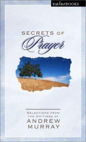 Secrets of Prayer (Valuebooks)