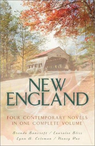 New England: Mockingbird's Song/Retreat to Love/Mountaintop/Sea Escape (Inspirational Romance Collection)