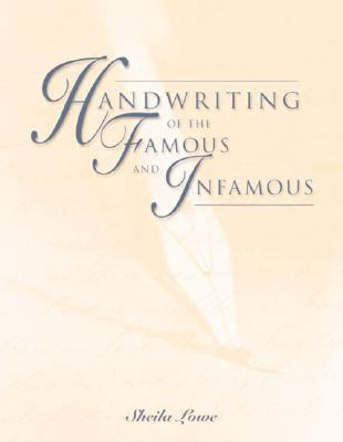 Hanwriting of the Famous and Infamous