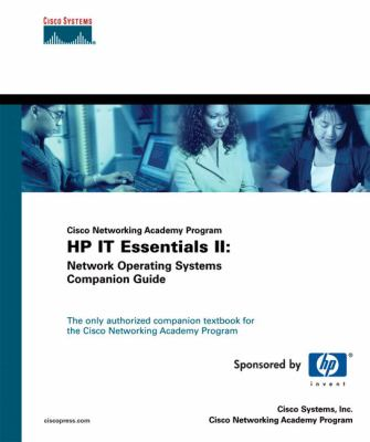 It Essentials II Network Operating Systems Companion Guide