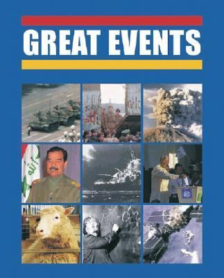 Great Events 1900-2001