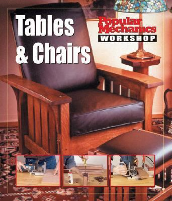 Popular Mechanics Workshop Tables and Chairs
