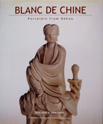 Blanc De Chine: Porcelain from Dehua
